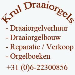 Krul Draaiorgels